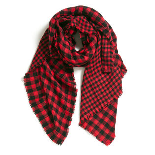 Women's North Blanket Scarf