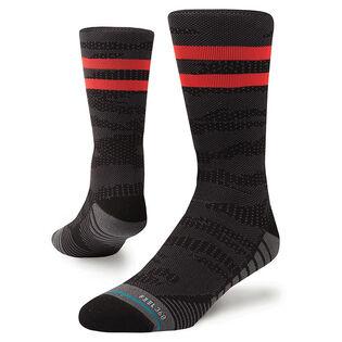 Men's Training Uncommon Solids Crew Sock