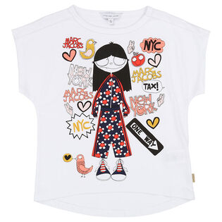 Girls' [4-5] Ms Marc T-Shirt