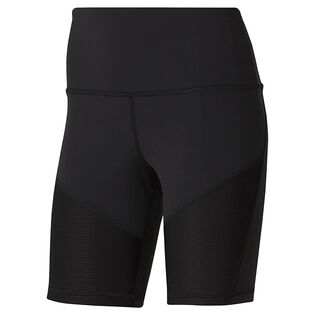 Women's Cardio High Rise Short