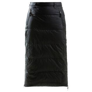 Women's Long Down Skirt