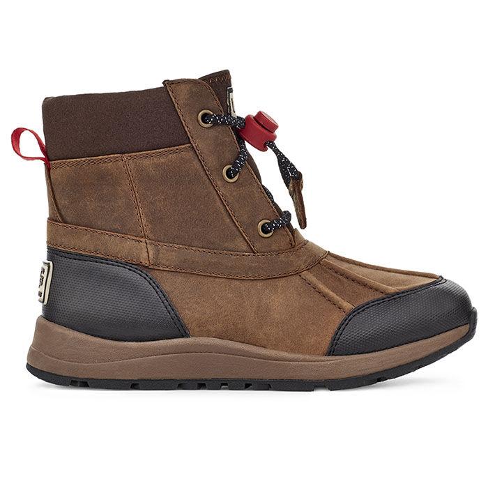 Kids' [10-4] Turlock Leather Boot