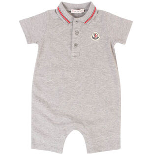 Baby Boys' [6-24M] Stretch Pique Coverall