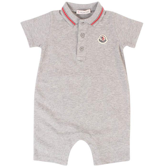 Baby Boys' [6-24M] Stretch Pique Coverall