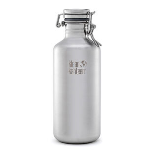 40 Oz Stainless Steel Growler Bottle