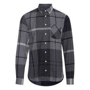 Men's Check Print Shirt