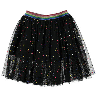 Girls' [3-6] Amalie Starfish Tulle Skirt