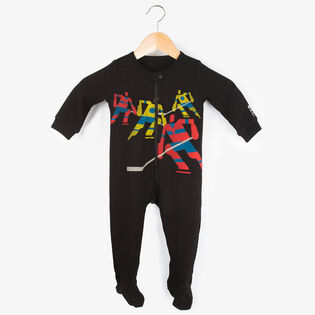 Babies' [6-24M] Arborist Hockey Night In Canada One-Piece Pajama
