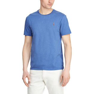 Men's Custom Slim Fit Interlock T-Shirt