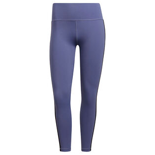 Women's Believe This 2.0 3-Stripes 7/8 Tight
