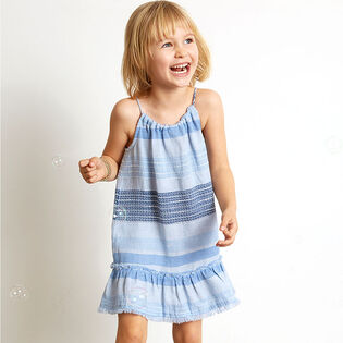 Girls' [2-6X] Fray Edge Sundress