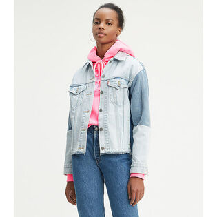 Women's Ex-Boyfriend Sport Trucker Jacket