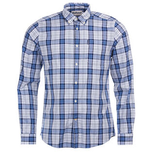 Men's Highland Check 25 Tailored Shirt