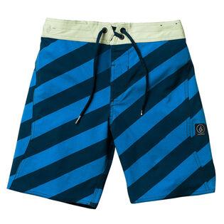 Junior Boys' [8-20] Stripey Stoneys Boardshort