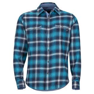 Men's Jasper Midweight Flannel Shirt