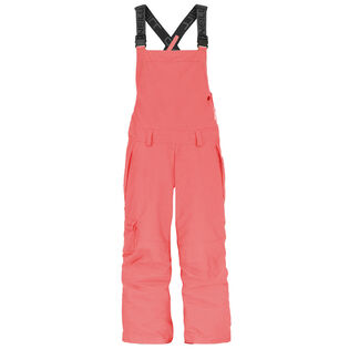 Junior Girls' [8-16] Bib Pant