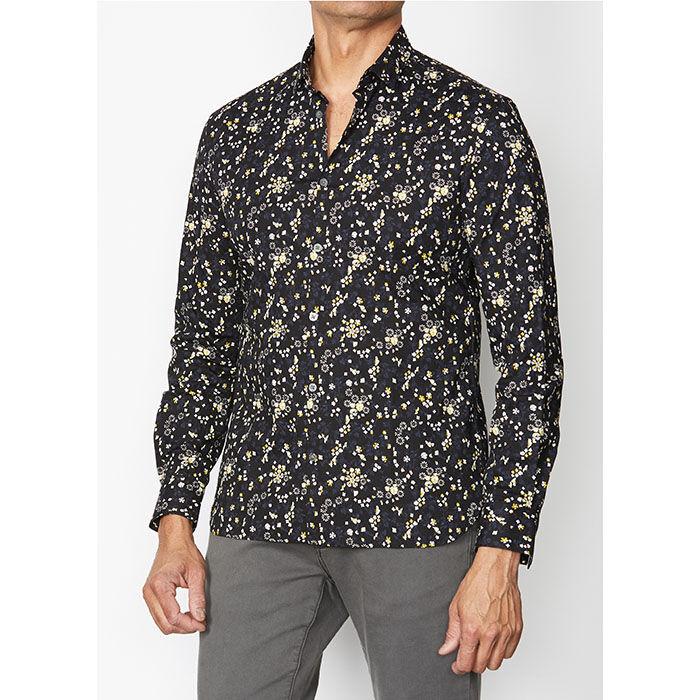 Men's Ross Floral Shirt