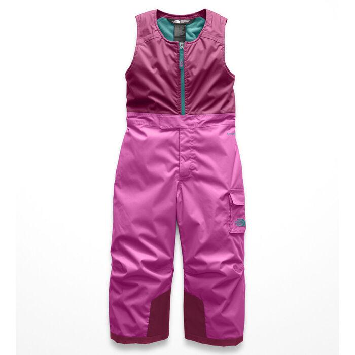 Pantalon isolé de style salopette pour filles [2 à 6]