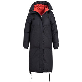 Women's Reversible Sleeping Bag Coat