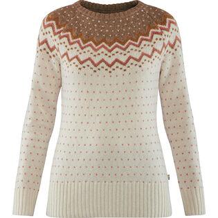 Chandail en tricot Ovik pour femmes