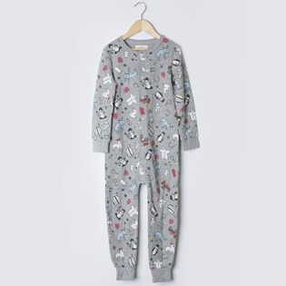 Unisex Arborist Holiday Sick Kids One-Piece Pajama