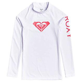 Maillot dermoprotecteur Whole Heart pour filles juniors [8-16]
