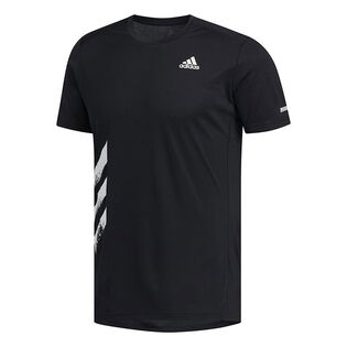 Men's Run It 3-Stripes PB T-Shirt