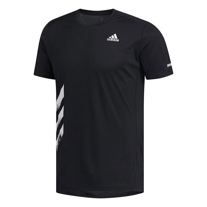 Men's Run It 3-Stripes PB T-Shirt