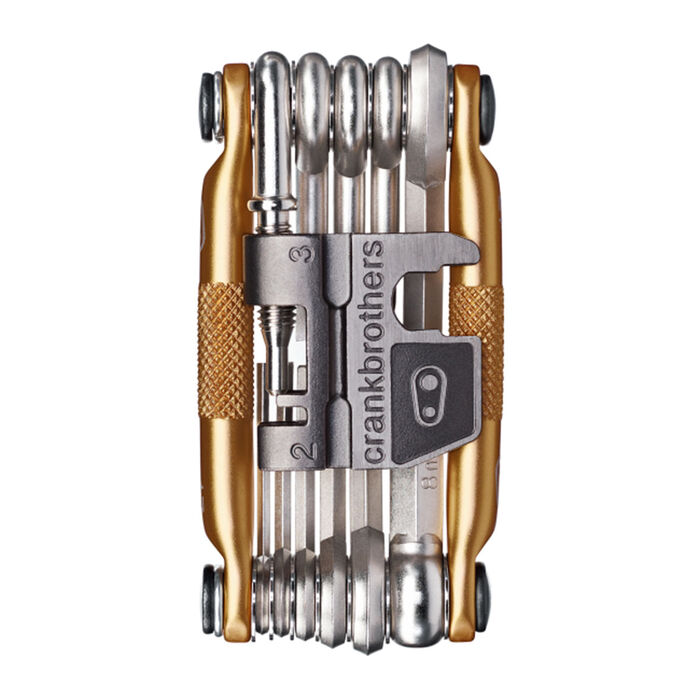 Multi Tool 17-Function Gold