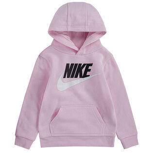 Girls' [4-6X] Sportswear Club Fleece Hoodie