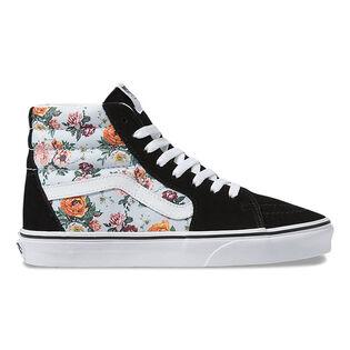 Women's Garden Floral Sk8-Hi Shoe