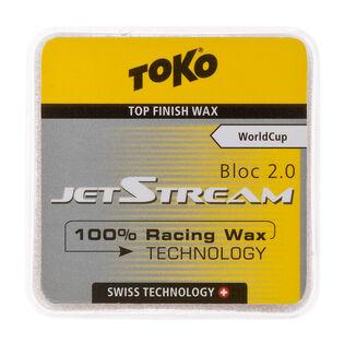 JetStream Bloc 2.0 Yellow Top Finish Wax