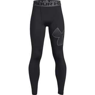 Junior Boys' [8-16] HeatGear® Armour Logo Legging
