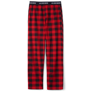 Men's Buffalo Plaid Jersey Pant