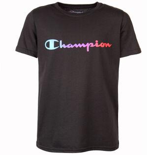 T-shirt à logo dégradé pour garçons juniors [8-16]