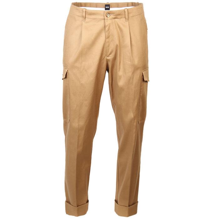 Pantalon Kirio-Pleats-P-C1 pour hommes