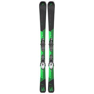 Skis V-Shape V4 XL + Fixations PR 11 GW [2021]
