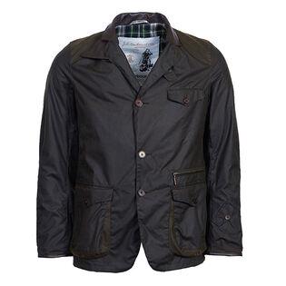 Men's Icons Beacon Waxed Cotton Sports Jacket