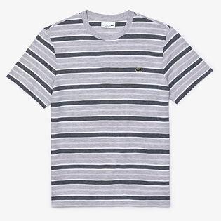 Men's Striped Crew T-Shirt
