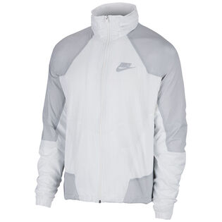 Men's Hooded Woven Jacket