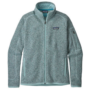 Women's Better Sweater® Fleece Jacket (Past Seasons Colours On Sale)