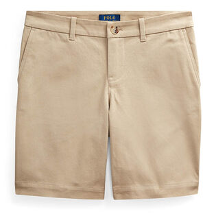 Junior Girls' [7-16] Stretch Chino Bermuda Short