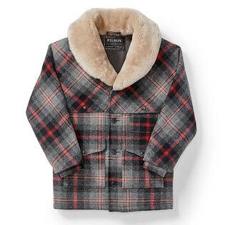 Men's Lined Wool Packer Coat