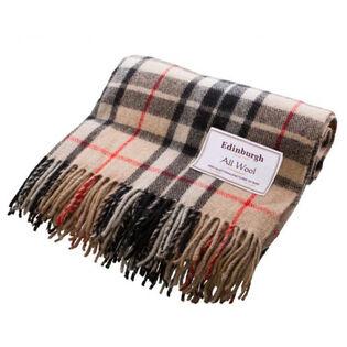 Classic Tartan Throw Blanket