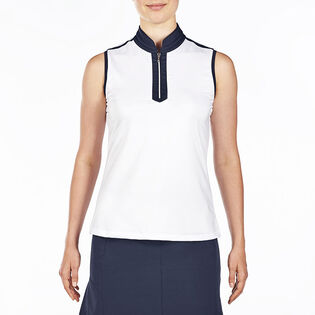 Women's Andie Mock Polo