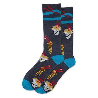 Men's Noodles Sport Crew Sock