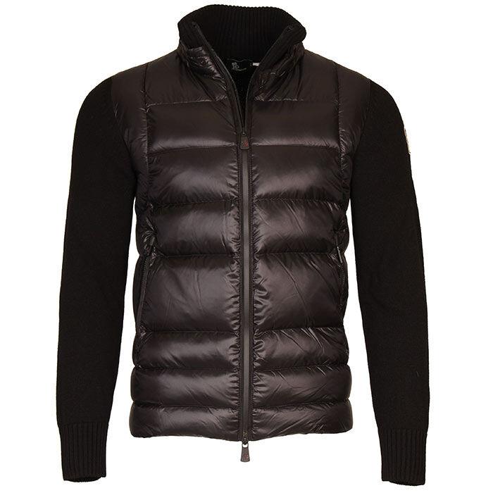 Men's Hybrid Sweater Jacket