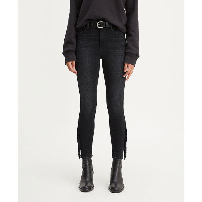 Women's 721™ High Waist Fringe Ankle Jean