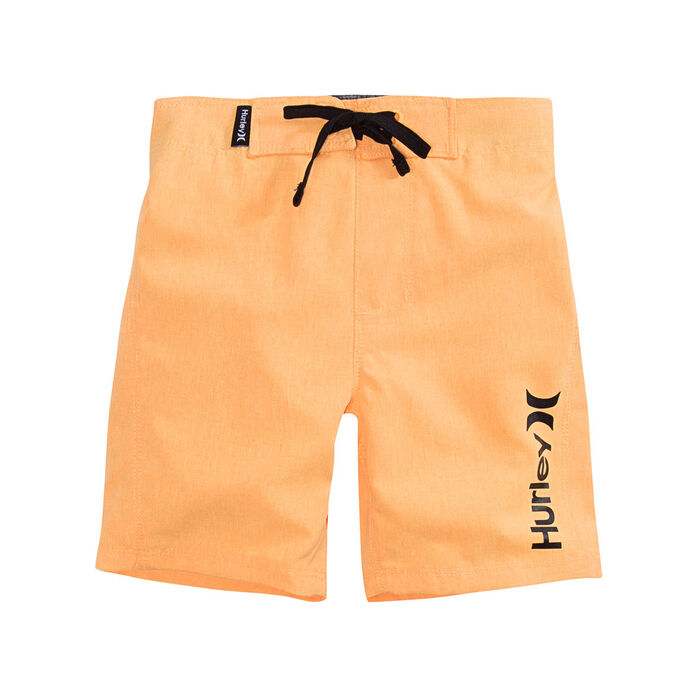 0b2e36bf6f Boys' [4-7] One And Only Heathered Boardshort | Hurley | Sporting ...