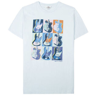 Men's Warhol Guitars T-Shirt
